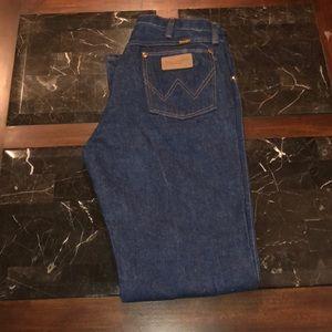 6e9d2124 Wrangler Jeans | Vintage Distressed Rockville 30 | Poshmark